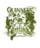 Guinness Tee Design by diesel704