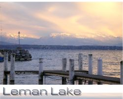 Leman Lake - WP by superjuju29