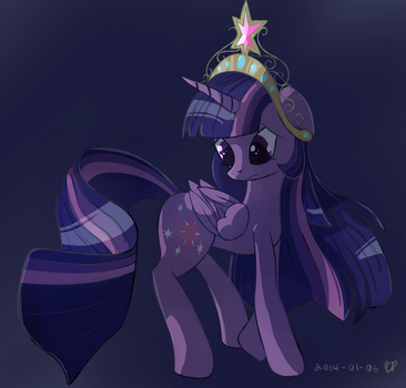 TBM Twilight Sparkle by Fethur