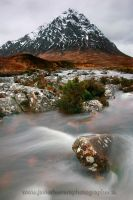 The great herdsman of Etive by javierherrera86