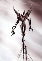 Too High: Transformers Prime by RaptorRia