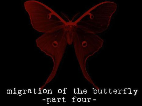 Migration of the Butterfly, 4 by suture