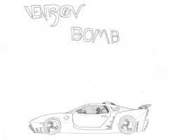Ventron Bomb (old) by SkyDiggityDive-art