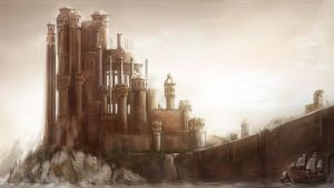 Game of Throne: The red keep by Coolnova