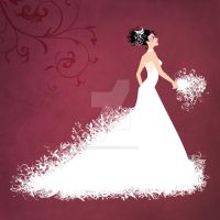 Here comes the bride by OriginStory