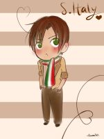 Romano Sketch by AzureKit