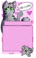 Advent Day 21: Silver Journal Skin by Swift-The-Kitty