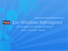 Windows reimagined group by Faisalharoon