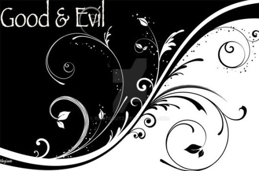 Good and Evil by RileyGautz
