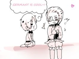 germany is cool~! by xxplatinaxx