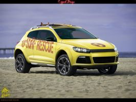 VW Scirocco Surf Rescue by Cipprik