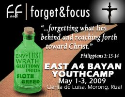 Forget and Focus Poster by stinglacson