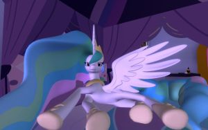 Gmod - Celestia gift for Therus! :D by RidleyDragon276