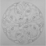 Book of Kells progress GIF by one-rook