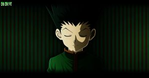 gon freeks wallpaper by DEOHVI