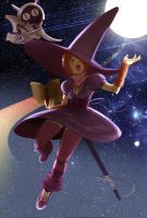 Space Witch by Dynamaito