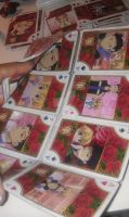 Ouran Host Club Female Wallets by Augustyne