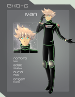 Ficha EXO-G - Ivan by 0hitomi0
