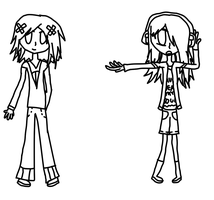 ToX OCs  (WIP) by CelestialLucent