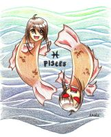 PISCES. by nuclearcarrots
