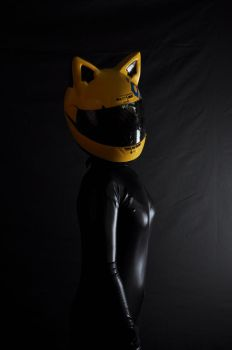 DRRR - Celty: From the Shadows by Miyazawa-Lulu