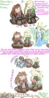 HOT GAY GIMLI-LEGOLAS ACTION by zarla
