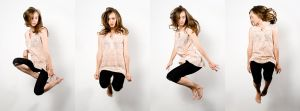 eva - jumping by herbstkind