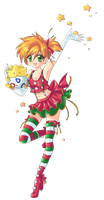 Misty Christmas by Candy-DanteL