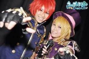 Shou x Otoya :: THE DEBUT at Cosfest XI Day 1 by x3Kiko
