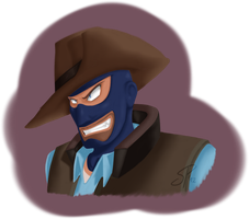 TF2 - Spyper by ShinyZango