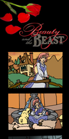 PTT Beauty and the Beast by elfgrove