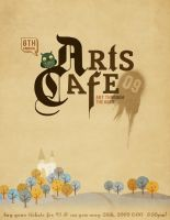 Arts Cafe 09 by curfubles