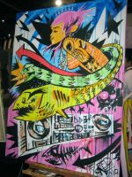 Aqua Funk Box by JimMahfood-FoodOne