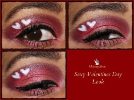 Sexy Valentines by MakeupSiren
