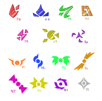 Symbol Compilation (74-88) by Pizaru-Chu