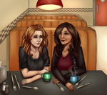 Diner by DoctorPiper