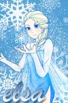 Fan art - elsa by eddie3399