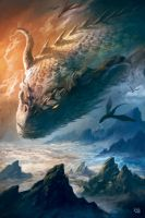 Flight of Dragons by Rob-Joseph