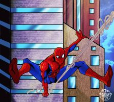 Spidey by Sirio-LC