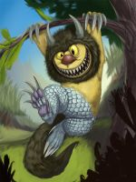 Where the wild things are Carol by 8kx