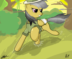 Daring Do by NightGreenMagician