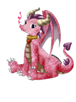 MA273 Style of Spyro ~ Ember ~Final Colours by SnowyMarriner