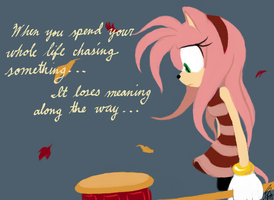 Amy Roses new life chapter 1 by sonamyANIMEluver