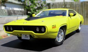 72 Roadrunner by boogster11