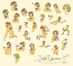 Assorted Jose by chacckco