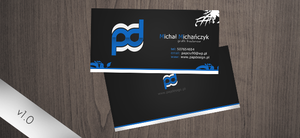 Business Card by PapciuZiom