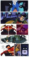 Becoming Nightwing by didism