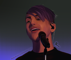Mitch Grassi by Roksi10