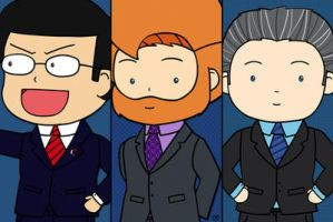 The Basic Cable Boys - Part 2 by ThePockyGirl