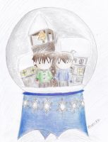 Snowglobe by vampir-kid